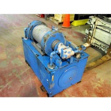 5 hp Twin Pump Hydraulic Power Pack