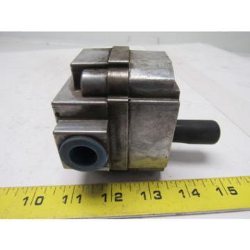 John S. Barnes PFG-10-10A3 Fixed Displacement Rotary Gear Hydraulic Pump