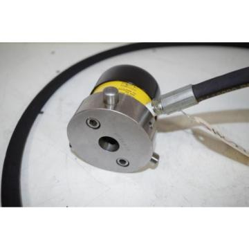 ENERPAC HYDRAULIC CYLINDER   RWH120  10,000PSI   12TON  CYLINDER   CODE: HC-22