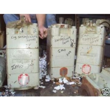 IMO hydraulic gear  pump