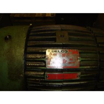 Vickers V201P11P Hydraulic Power Unit for Compactor 7.5HP 15 GPM