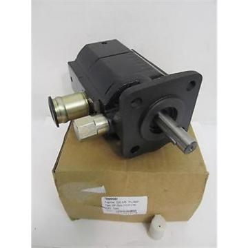 Dynamic Fluid Components, GP-CBN-110-P-C*BI, Hi/Lo Hydraulic Gear Pump