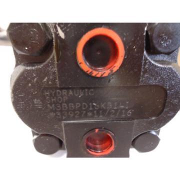 Hydraulic Shop Pump M3BBPD16KB14I   33927