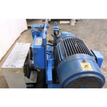 HYDRAULIC UNIT HP25 WITH SIEMENS MOTOR PE 21 PLUS AND VICKERS PUMP 25V21A