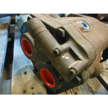 VICKERS HYDRAULIC PUMP PVB20 FLS10 CM810 ~ USED