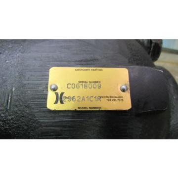 NEW HYDRECO 2962A1C1R 2900 SERIES HYDRAULIC GEAR PUMP PTO 3000PSI C0G18009
