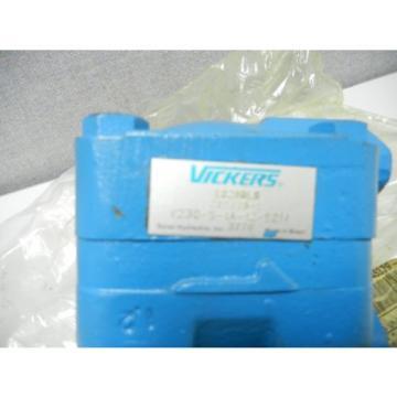 EATON VICKERS 245339-1 NEW V230-5-1A-12-S214 HYDRAULIC PUMP 2453391