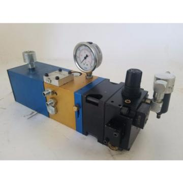 Vektek 55-2056-00 Air Hydraulic Pump Power Unit up to 5000psi