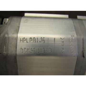 BONDIOLI & PAVESI TANDEM VARIABLE HYDRAULIC PUMP 25-A-R6 BU-81  N/NIB MAKE OFFER