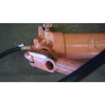 Enerpac Porta Power P-80 Hydraulic Hand Pump 10,000 PSI 15 FOOT HOSE