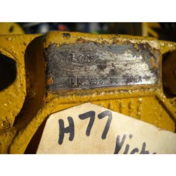 VICKERS V300 24 20A 11 S55LH HYDRAULIC PUMP off CATERPILLAR CAT