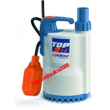 Submersible DRAINAGE Pump Aggressive Liquid TOP2LA 0,5Hp 240V Pedrollo Z1