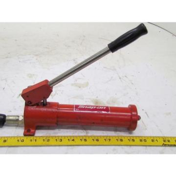 Snap-On CGA-ZA Single Stage Hydraulic Hand Pump