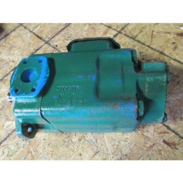 VICKERS 4525V60A21 1 AA  22 L  HYDRAULIC VANE DOUBLE PUMP REBUILT   60 & 21 GPM