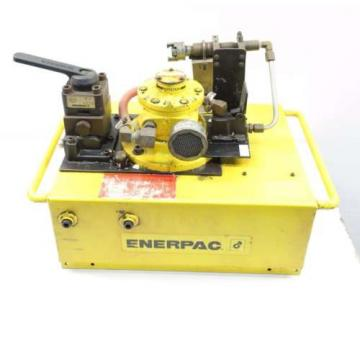 ENERPAC PAM9820N 10000PSI 5GAL AIR POWERED HYDRAULIC PUMP D530893