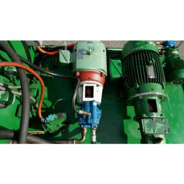 FAC Hydraulic Pump Unit 40 HP, 30 HP, 1.5 HP 300 psi