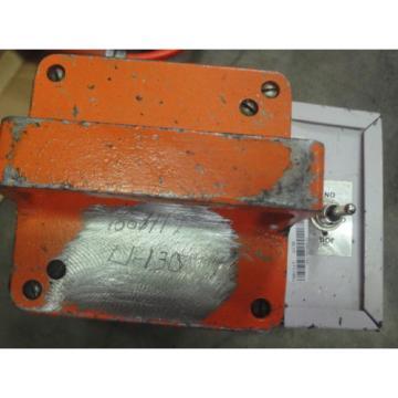 T&B Thomas & Betts 13600 Hydraulic Pump 10,000 PSI Hose & Case O4