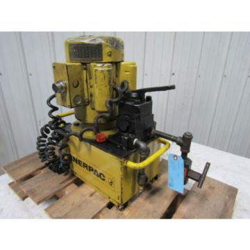 ENERPAC PEM3602B 30000 Submerged 10,000PSI Max. Electric Hydraulic Pump 1Phase