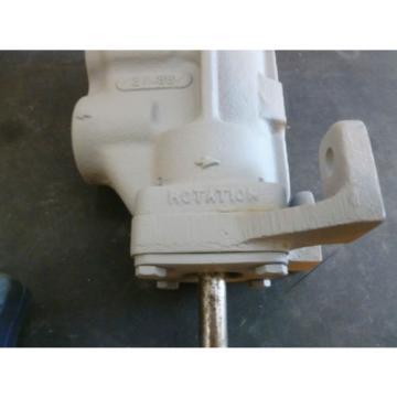 IMO Hydraulic Screw Pump
