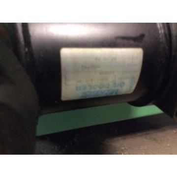 """Capitol 40hp hydraulic pump system w/tank, 60""""-30""""-22"""", Vickers pump, see pics"""