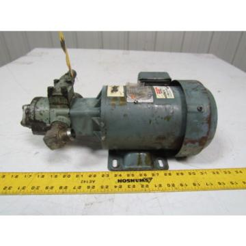 Nippon Gerotor Motor w/top-212-HWM Hydraulic pump Okuma MC50VA