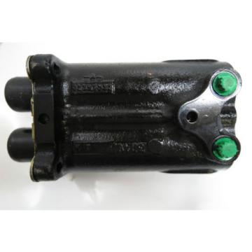 hydraulic double shaft pump valve 02397532