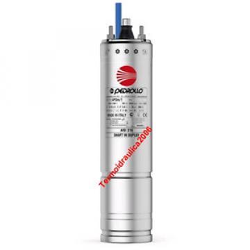 "4"" submersible Borehole Rewindable Oil Motor 4PD/0.5m Pedrollo 0,5Hp 230V Z1"