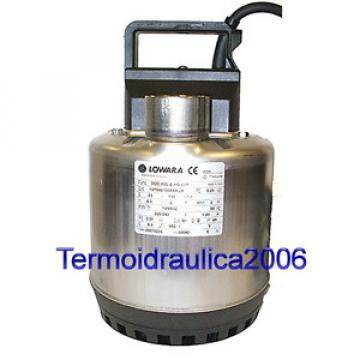 Lowara DOC Submersible Drainage Pump DOC3SG/A 0,25KW 0,34HP 1x230V 50Hz Z1