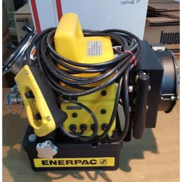 Enerpac PMU-10427Q Portable Electric Torque Wrench Pump 115V with Heat Exchanger