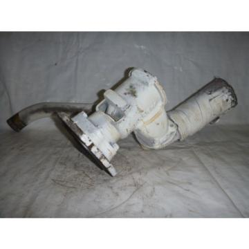 Jabsco 6115083 Hydraulic Gear Pump