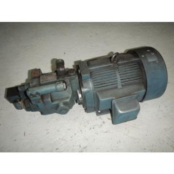 Daikin V15AIR-40/M15A1-2-30 1.5KW 2HP  Hydraulic Pump/Motor Combo 5GPM