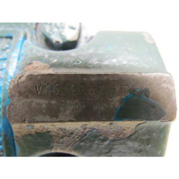 """V10-2P6P-1C20 Hydraulic Vane Pump 6 Gal/Min w/Foot Mount Adaptor 1""""NPT Ports"""