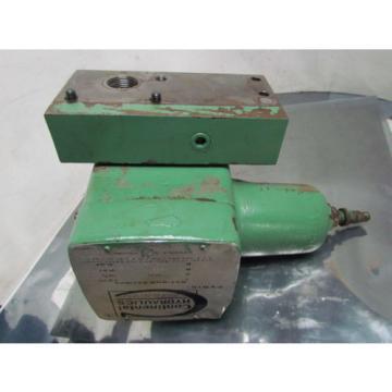 PVR15 Hydraulic Vane Pump Variable Displacement Pressure Comp 15 Gal 1500 PSI