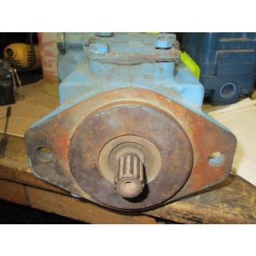 Hagglunds Denison Hydraulic Vane Motor