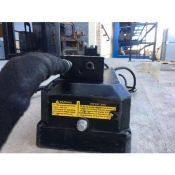 SPX Power Team 12v DC Hydraulic Power Supply Max. 10,000 PSI
