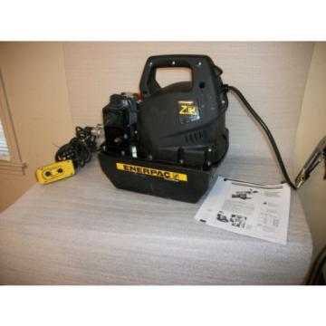 ENERPAC  HYDRAULIC PUMP  ZU4 SERIES FOR A POCKET SHEAR MODEL ZUPS-0208SB  NICE!