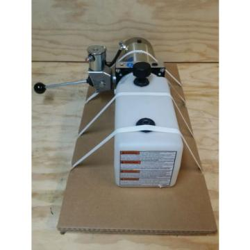SPX 12V Hydraulic power unit - Single acting- NEW 1.6 GPM @ 2500 PSI