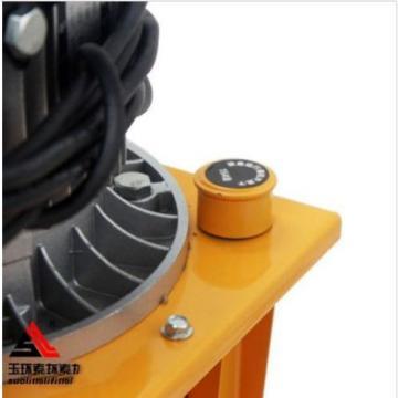 Hydraulic electric pump oil pressure Pedal with solenoid valve oil pressure pump