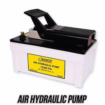Jackco Air Hydraulic Foot Pump 10,000 psi