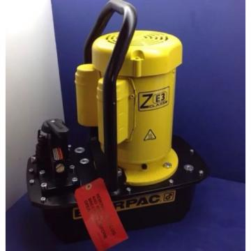 Enerpac ZE3204MB Electric Induction Pump NEW In The Box! VM32 Valve 115 Volt