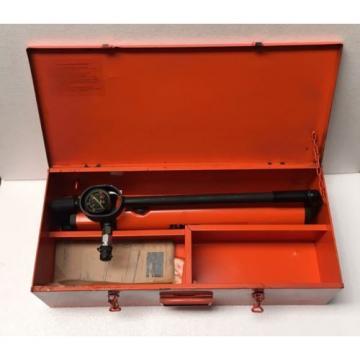 SKF Maintanance Product 728619 Hydraulic Hand Pump, 150 MPA (1500 Bar)