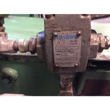 """Hydro System 5 hp hydraulic pump w/tank, 17""""-22""""-12"""" 230/460v, 3 phase"""