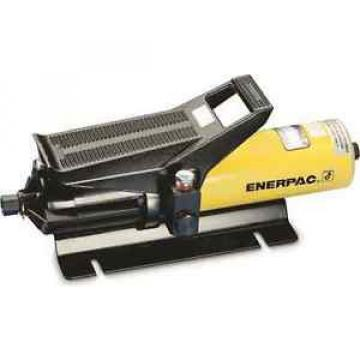 New Enerpac PA133 air hydraulic foot pump. Free Shipping anywhere in the USA
