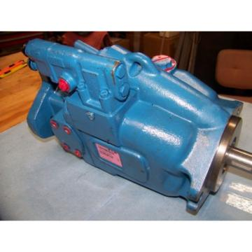 Vickers Eaton Variable Discplacement Hydraulic Pump New Original !