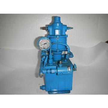 Haskel Pneumatic Motor/Hydraulic Pump System 59297