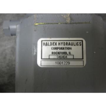 NEW HALDEX HYDRAULIC GEAR PUMP 1001229