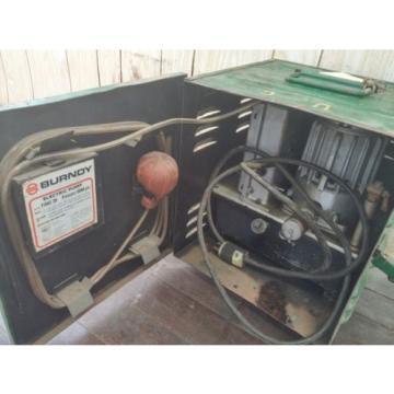 Burndy Electric Hydraulic Pump Y10AC-3H V2016-0007-0024 Location C9