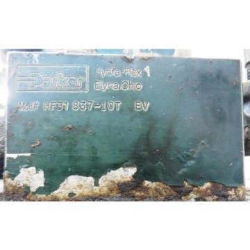 HYDRAULIC PUMP W/BALDOR MOTOR VM3546 & 5 GALLON TANK D5-1.5X, 12.5 X 12.5 X 10
