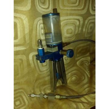 3D Instruments Hydraulic Hand Pump 0-3000 PSI