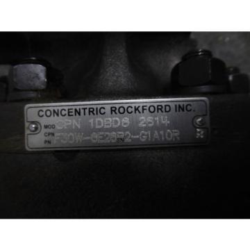 NEW CONCENTRIC HALDEX HYDRAULIC PUMP 2107346 # F30W-8E28B2-G1A10R